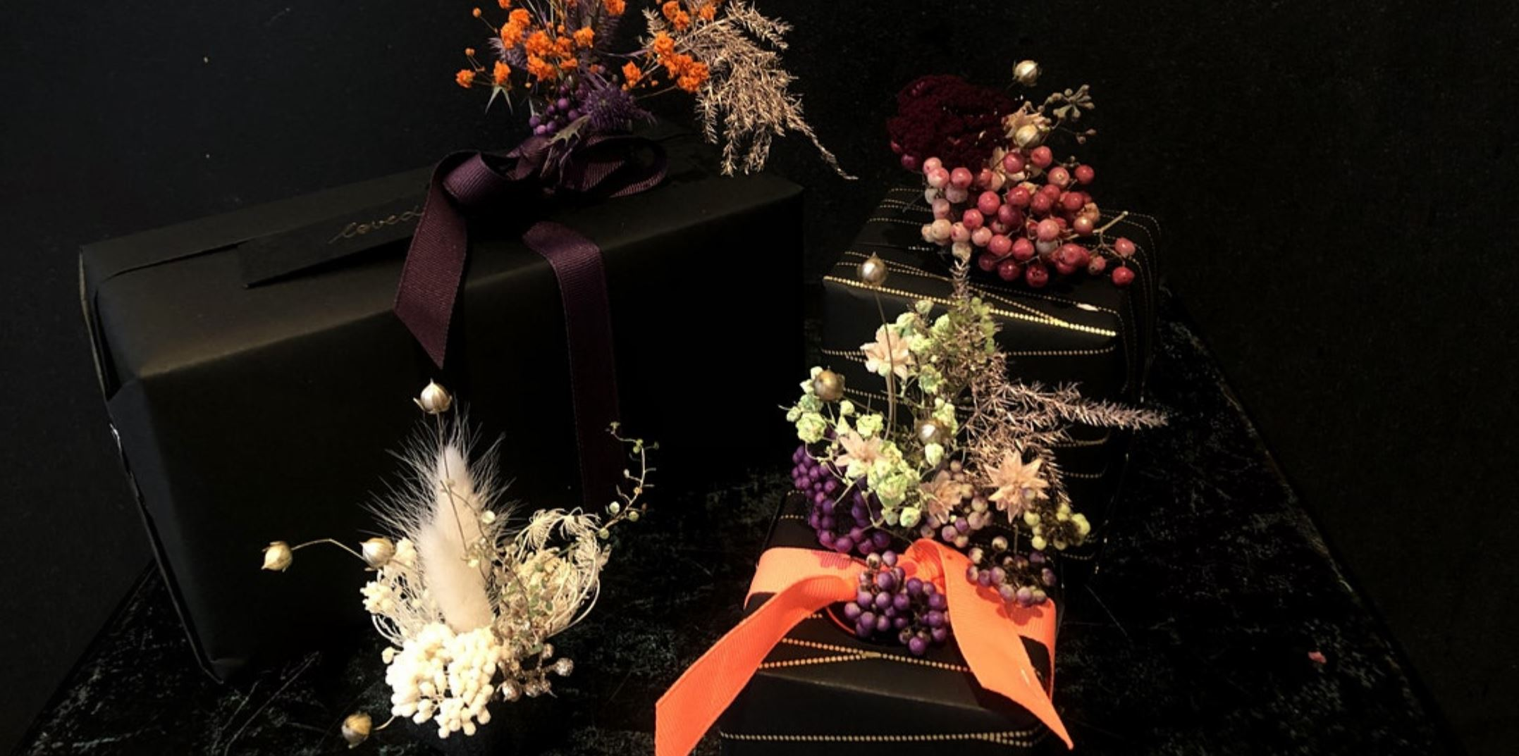 Floral Gift Toppers & Garlands for Christmas @SOIS BLESSED